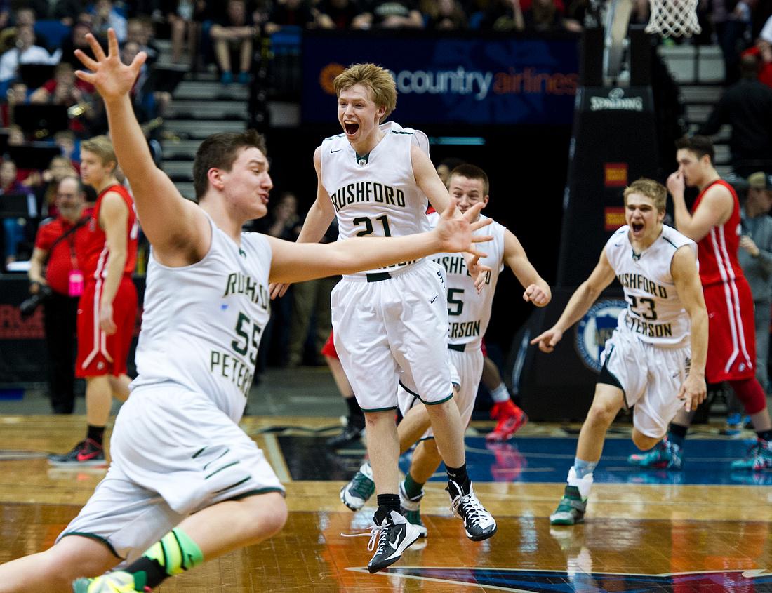 R-P Boys Basketball