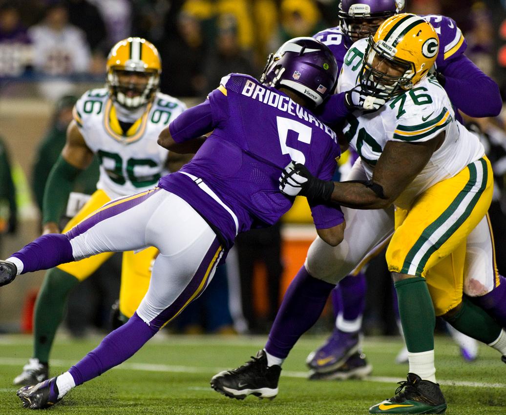 Vikings vs. Packers