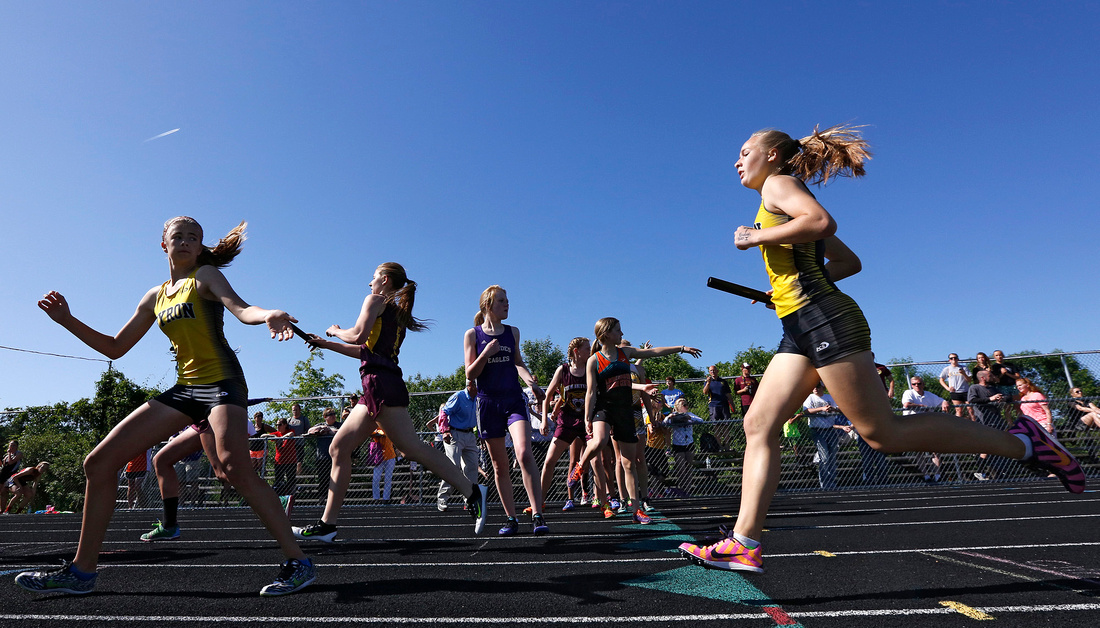 Section 1A Track and Field Championships 01